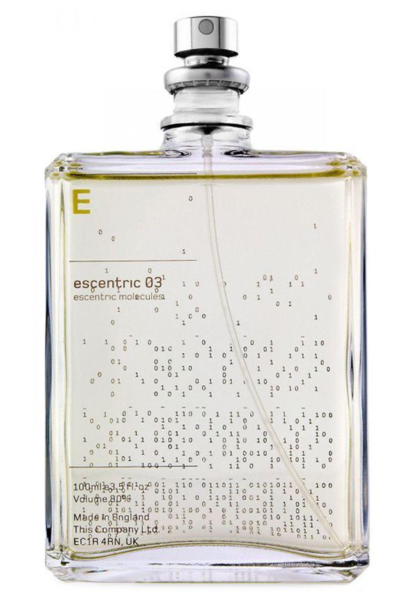 Escentric 03 Eau de Toilette by Escentric Molecules | Luckyscent