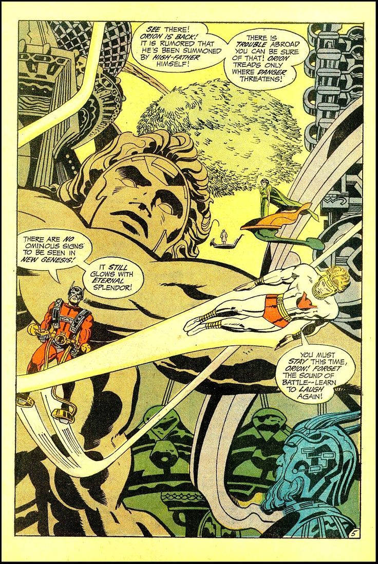 """""""Forget the sound of battle… learn to laugh again!"""" Kirby New Gods"""