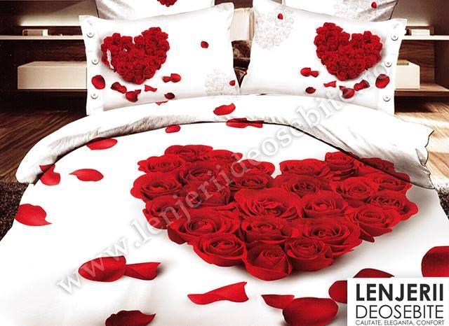 De Valentine's Day va oferim un cadou....La orice comanda lansata pana pe data de 14.02.2014, primiti CADOU o pernuta in forma de inima.