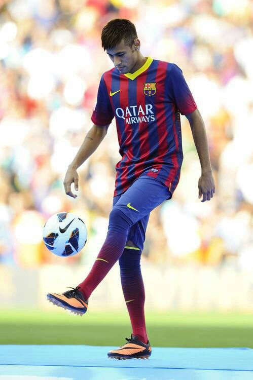 Neymar. If only he didn't dive so much