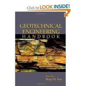 Geotechnical Engineering Handbook: Braja M. Das: 9781932159837: Amazon.com: Books
