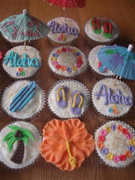 Great idea for a hawaiian theme party! Do I hear a Luau coming???