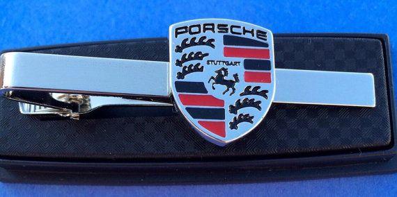 Porsche Tie Clip