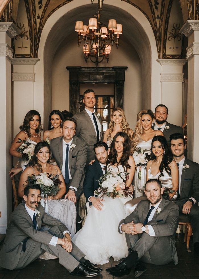 Romantic French-Inspired Carondelet House Wedding in Los Angeles | Junebug Weddings - Photography – Joel and Justyna Bedford