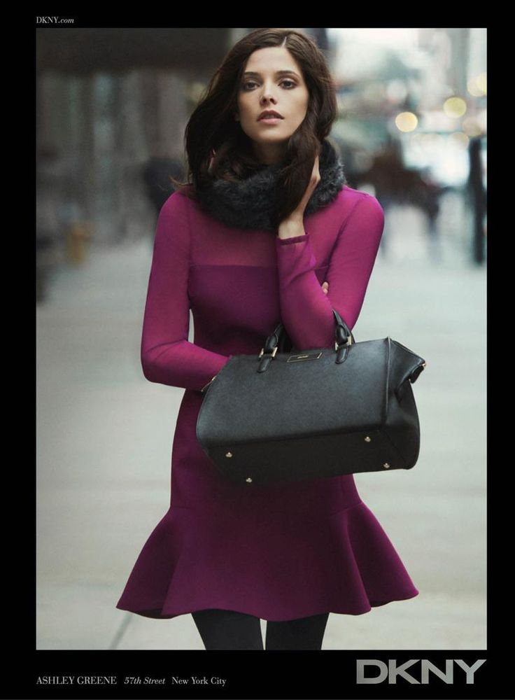 DKNY Ad Campaign Fall/Winter 2012/2013