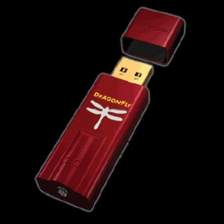 Audioquest DragonFly Red - DAC Audio USB Pour pack et promotions: Julien@lapomme-distribution.fr