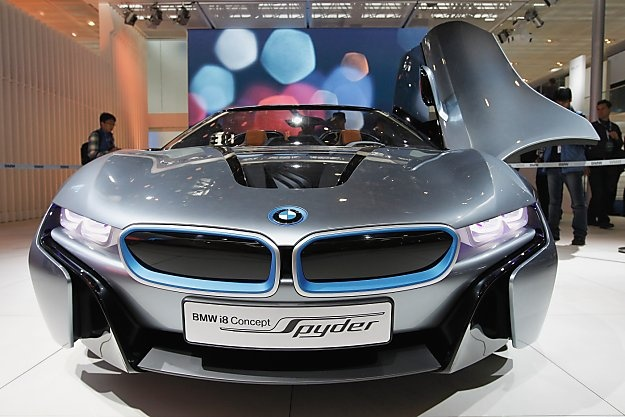 I could dig this beemer concept, too.