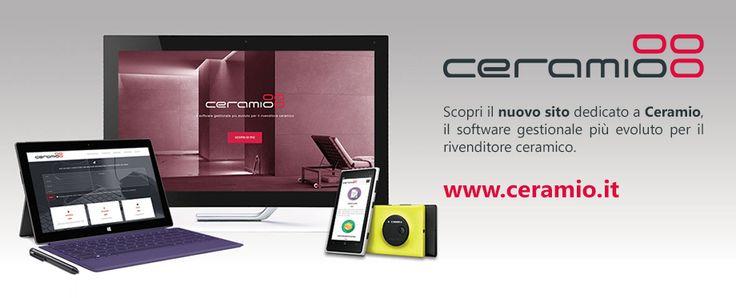 Scopri tutte le caratteristiche di Ceramio, il software gestionale più evoluto per il rivenditore ceramico!
