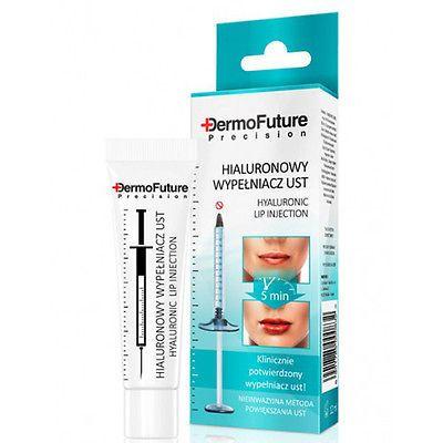 DERMOFUTURE Präzision Hyaluronic Lippen Füller Größere Lippen ohne Injektion12ML in Beauty & Gesundheit, Gesichtspflege, Lippenpflege | eBay
