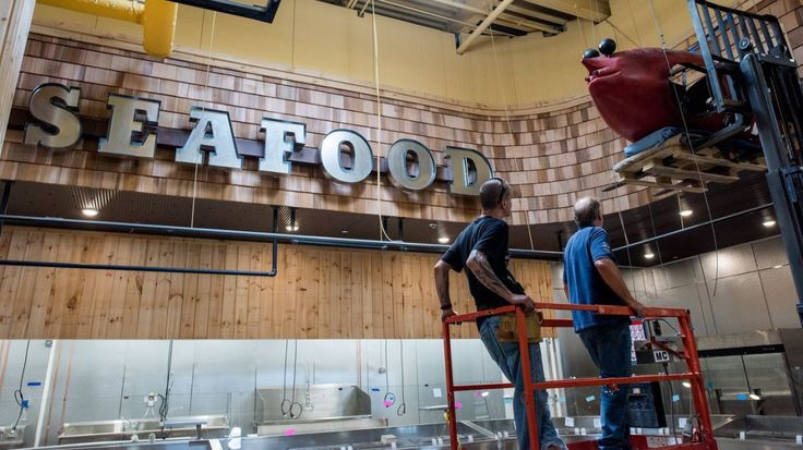 """Stew Leonard's, nicknamed the """"Disneyland of Dairy Stores,"""" will open its second Long Island grocery store on Aug. 23. The new 70,000-square-foot store, at 1987"""