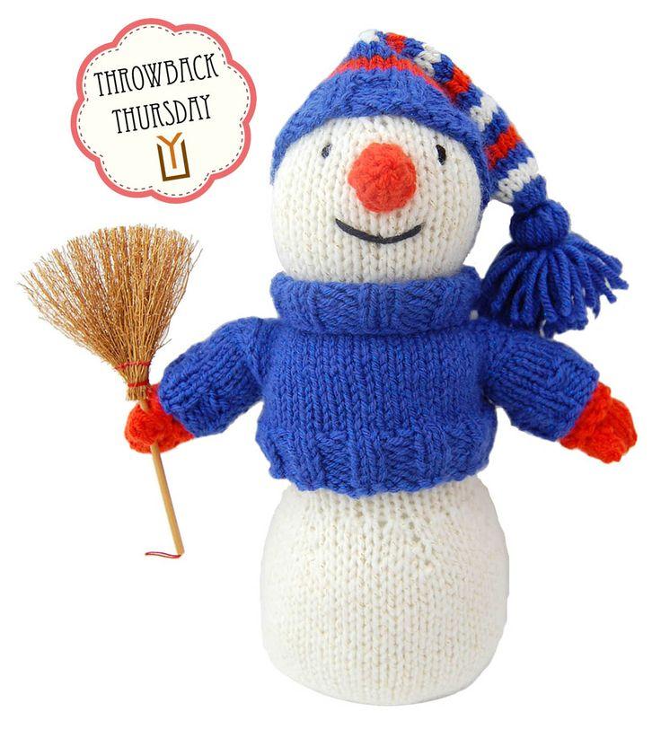 TT Sparkling Snowman