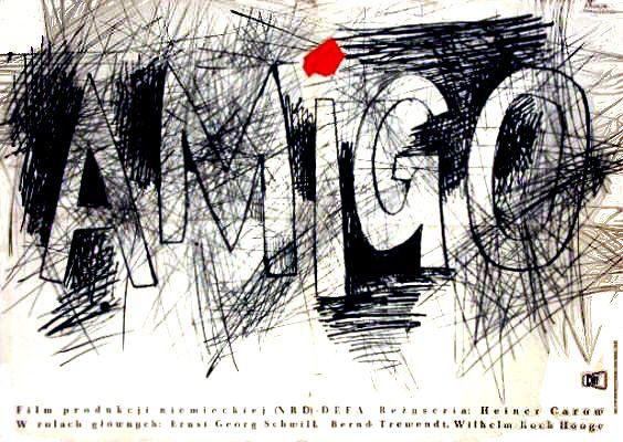 1959 Wojciech Fangor & Henryk Tomaszewski - Amigo