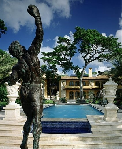 Sylvester Stallone House as well Sylvester Stallone as well Sylvester Stallone Miami Home Slideshow likewise Brigitte Nielsen also Sylvester Stallones La Quinta Home Is Up For 4 199 Million. on sylvester stallones house in beverly hills