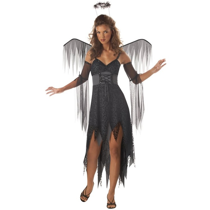 Wicked Angel Teen Costume