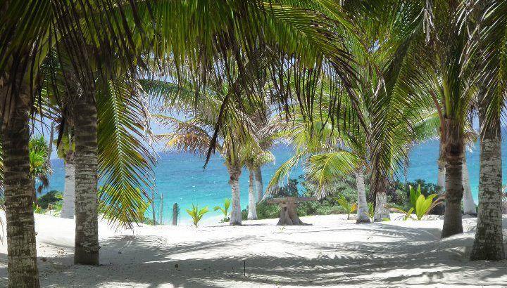 Riviera Maya para mochileros