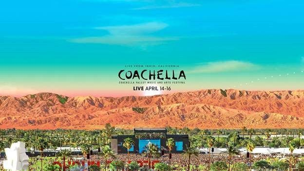 YouTube to Live-Stream 2017 Coachella for Free Featuring Lady Gaga  YouTube is heading back to the desert: The video giant will exclusively live-stream the first weekend of Coachella 2017 for the seventh year in a row.