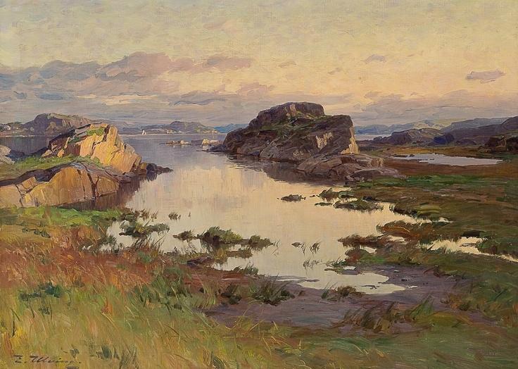 Even Ulving (1863-1952): Fra Hvasser, Tjøme