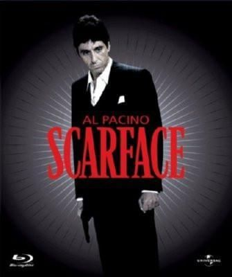 Scarface Movie Movie Poster Standup 4inx6in