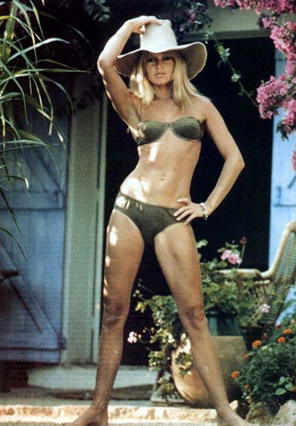 Join. brigitte bardot bikini