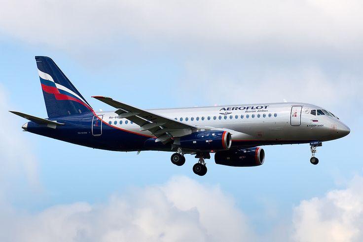 Mai multe zboruri Aeroflot pe ruta București - Moscova, din 2 iunie 2018