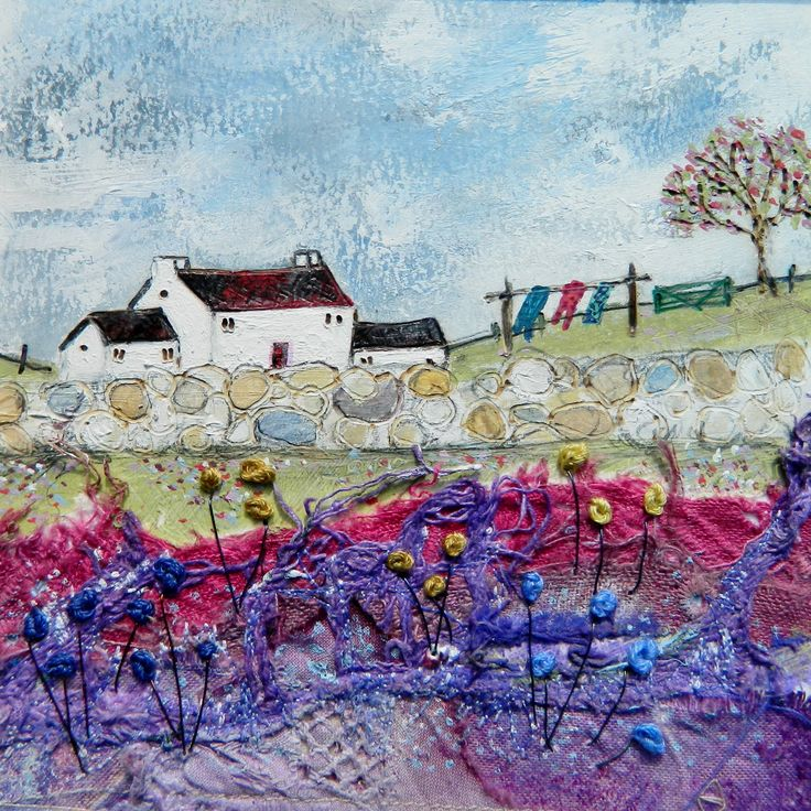 ''A splash of colour'' By Louise O'Hara