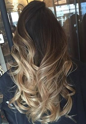 Love These Blonde Balayage Looks Brownombrehair Ombre Hair In