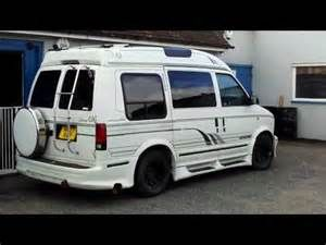 Souped Up Conversion Vans