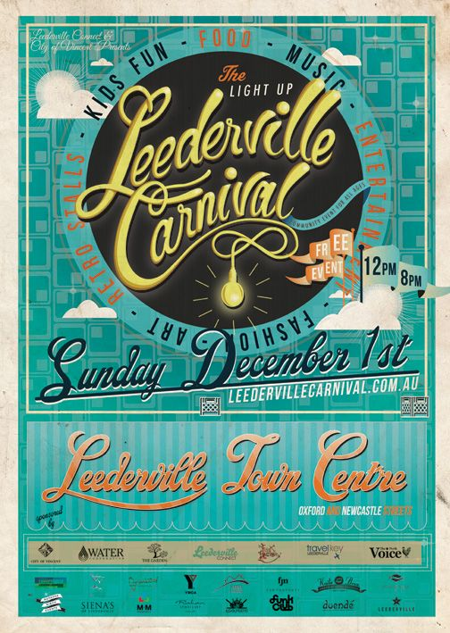 Leederville Carnival (With images) | Up music, Carnival ...
