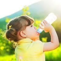 Летние напитки для детей до 3-х лет
