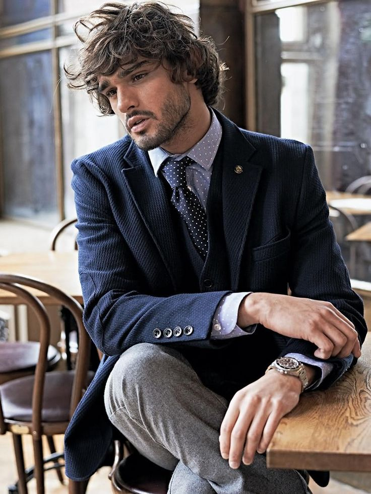 Marlon Teixeira for Scapa Sports Fall/Winter 2014