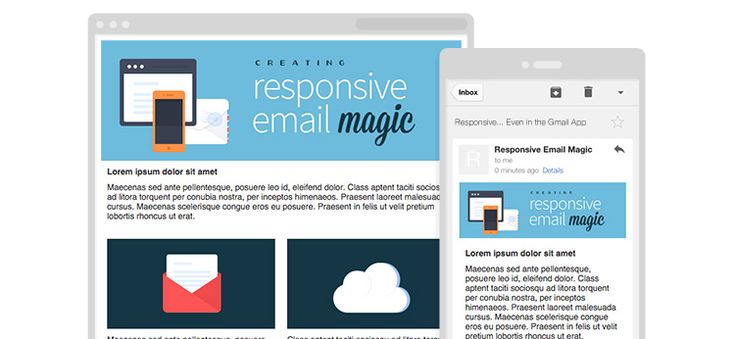 We have a collection of 30 easy to edit responsive email templates that work across all clients and are all responsive.