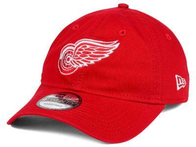 Detroit Red Wings New Era NHL Relaxed 9TWENTY Strapback Cap