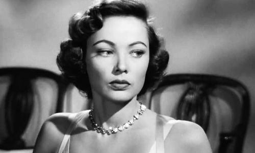 The Miracle of Life — auldcine:  Gene Tierney in That Wonderful...