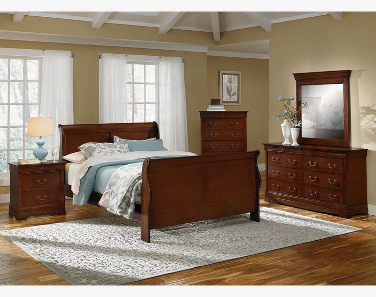 the neo classic cherry collection value city furniture