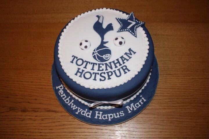 Tottenham Hotspur Cake Ideas