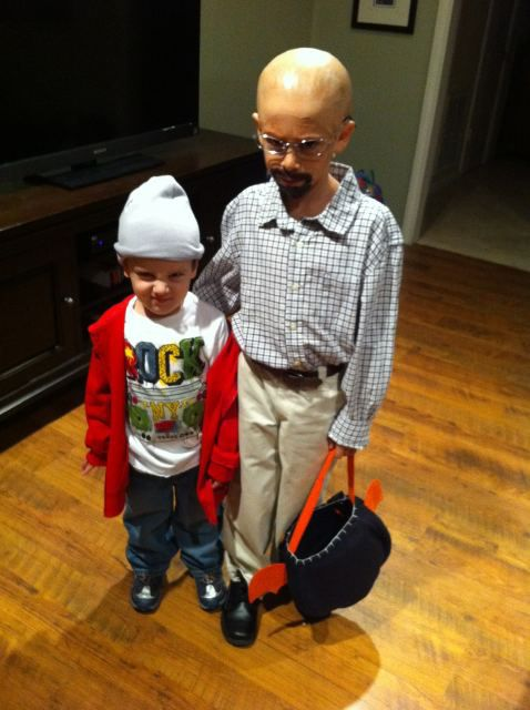 When To Dress Your Kids As Breaking Bad