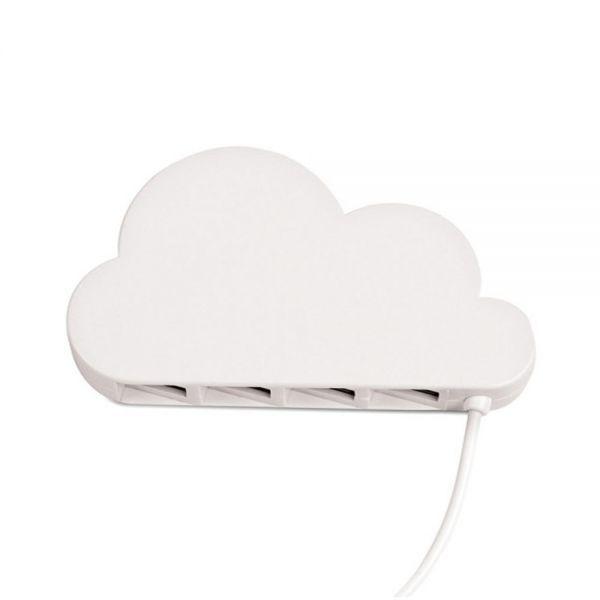 Hub USB nuage - 12.50€
