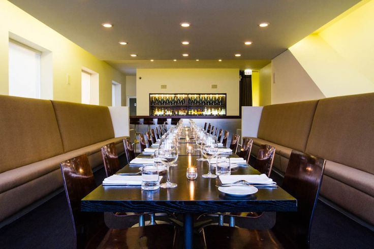 Blackbird - Private Dining - The Private Room | Great Restaurants