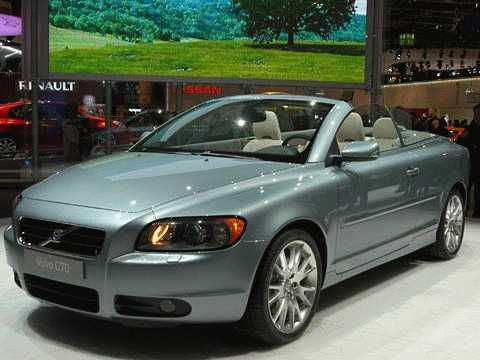 Volvo C70 Convertible Own It Now Love Windscreen