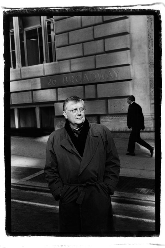 Jean Vautrin (1933-2015) - French writer, filmmaker, and screenwriter. Photo © Gerard Rondeau