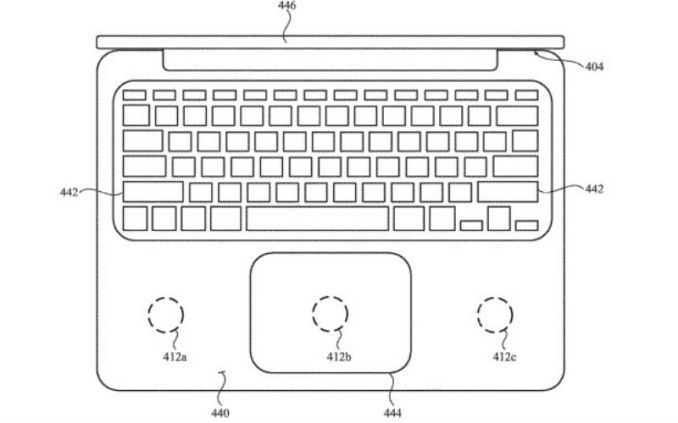 Apple Patent Shows Wireless Transfer Of Power From Macbook To Iphone Iphone Macbook Wireless