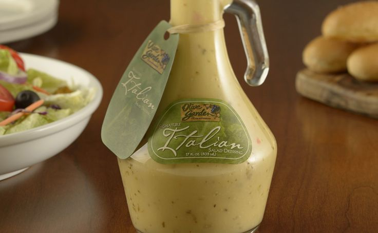 Olive Garden Italian Salad Dressing Bottle Food Pinterest Gardens Bottle And Dressing