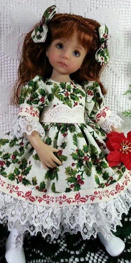 D.Effner doll