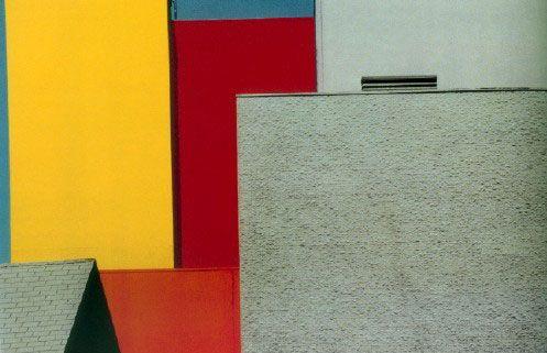 Franco Fontana | Urban Landscape | Los Angeles | 1991