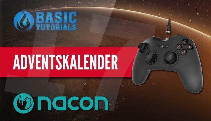 #Adventskalender: Nacon GC-400ES Gamepad #Gewinnspiel