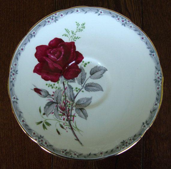 Royal Stafford Rose da ricordare Bone China di OfftheShelf2015