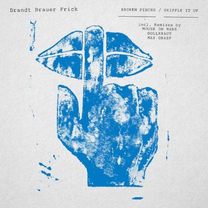 Broken Pieces/Skiffle It Up Remixes [12 inch Analog]