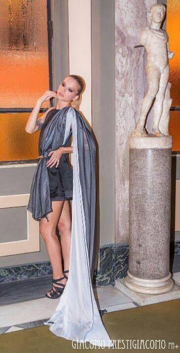 Dettaglio scalinata - Le Salon del la Mode
