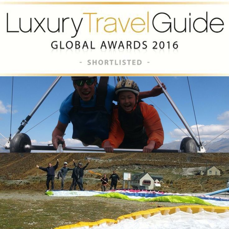 Super excited on our Luxury Travel Guide nomination :)