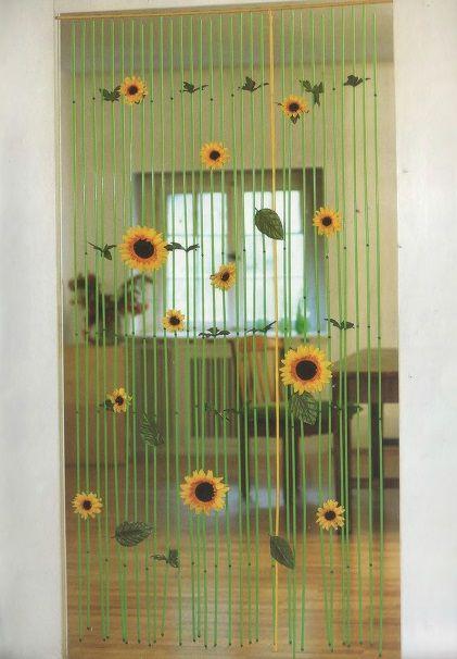 Декоративные занавески для дверей, окон, коридоровж (421x606, 229Kb)